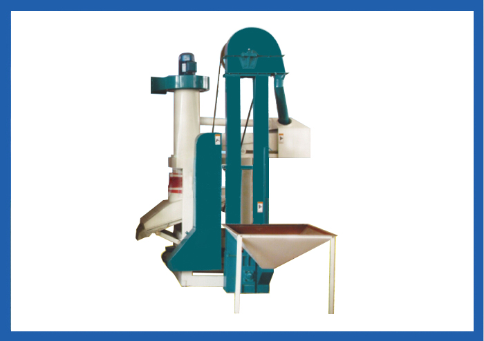 SET RICE MILLING EQUIPMENT