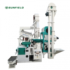 CTNM20 Rice processing equipment